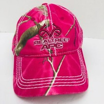 Realtree APC Camouflage Hat Paramount Outdoors Hot Pink Baseball Cap Adj... - $29.69