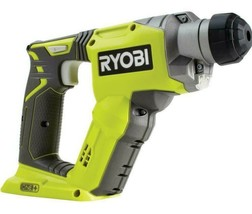 """Ryobi Rotary Hammer Drill P222 18-Volt ONE+ Lithium-Ion 1/2"""" SDS-Plus TO... - $158.53"""