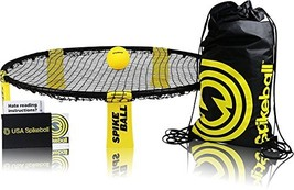 Spikeball Game Set - Played Outdoors, Indoors, Lawn, Yard, Beach, Tailgate, Park