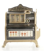 Slot Machine + Lighter - Small Table Top - Antique Look Vintage - $148.49