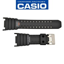 Genuine CASIO G-SHOCK Watch Band Strap G-5500-1 Original Black Rubber - $29.95