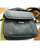 ICON Digital Video Cassette Camcorder Camera Padded Carrying Case w/straps  - $8.00