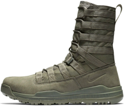"""NIKE SFB FIELD GEN 2 8"""" BOOTS """"SAGE"""" MILITARY/POLICE SIZE 10 NEW (922474... - $139.55"""