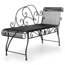 Royal Lounge Chaise  cast iron  Outdoor  Patio  - $279.98