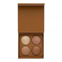 LORAC Hustle and Glow Baked Bronze and Highlight Palette - $28.99