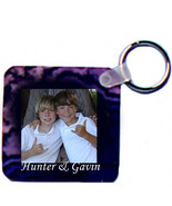 Key Ring 2.25 inches square - $4.25
