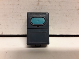 Vintage clicker single button Garage Door & gate remote opener fob MJN200A - $19.79