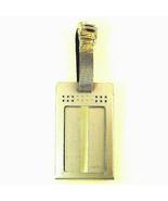 Skagen Luggage/Baggage ID Name Tags Heavy Duty Indestructible Metal NIB ... - $34.50