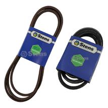Mower Deck Belt Kit Fits John Deere G100 2554HV S2554 2345HV Garden Trac... - $55.51