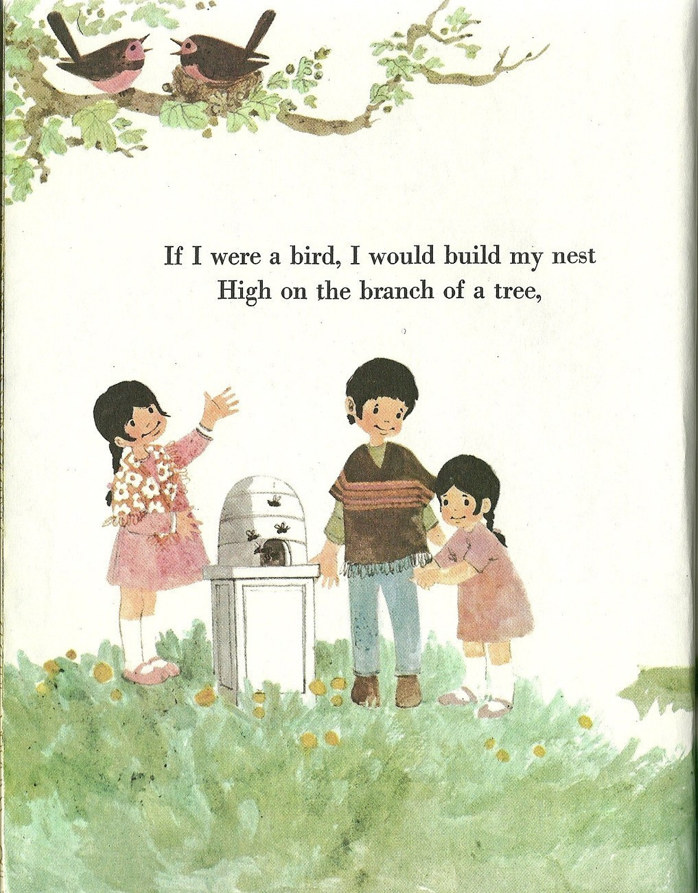 My Home by Renee Bartkowski 1977 Little Golden Book Hardcover 5th Edition