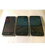 Lot 3 Apple iPhone A1303 A1241 A1203 AS IS - $44.55