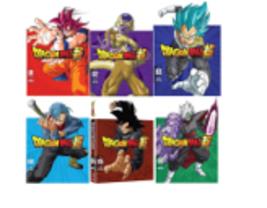 Dragon Ball Z Super: Complete Series Part 1-6 DVD - $35.99