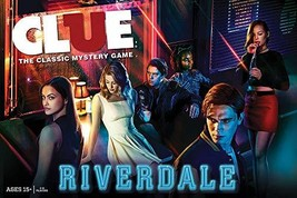 CLUE: Riverdale Board Game | Features Popular Characters and Locations f... - $38.10