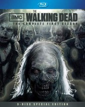 The Walking Dead: Season 1 Special Edition (Blu-ray)