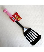 NWT Sanrio HELLO KITTY Pink Handle Nylon Turner Kitchen Cooking Tools Ut... - $11.40