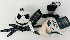 Nightmare Before Christmas Disney Jack Mayor Set Backpack Clip 25th Anniversary - $19.79