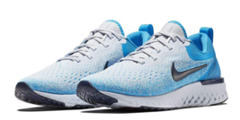 Nike Odyssey React Taille 8.5 M(B) Eu 40 Femmes Chaussures Course Bleu - $102.89
