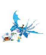 The Dragon Prince and Princess Building Blocks Kit  Elves Bircks  Model ... - $31.00