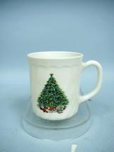 Salem China Noel Pattern Porcelle Coffee Mug - $7.70