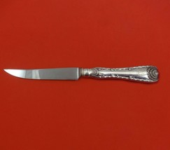 Wave Edge by Tiffany and Co Sterling Silver Steak Knife Serrated Custom ... - $159.00