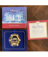 2004 White House Historical Assoc Christmas Ornament Rutherford Hayes NE... - $19.99