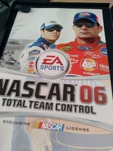 Sony PS2 NASCAR 06: Total Team Control image 2