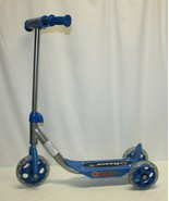 Razor Jr 3 Wheel Lil' Kick Scooter, For Ages 3 & up. Weight Limit: 45 lbs - $19.79