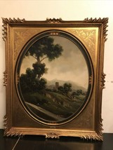 """A. Lorein  Oil Painting 19""""x 15"""" - $494.01"""