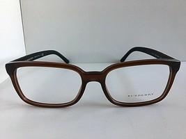 New BURBERRY B 7521 35 55mm Brown Rx Eyeglasses Frame - $129.99