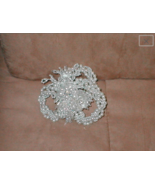 Pearl & Crystal Hair Comb Bridal Headpiece - $3,811.50