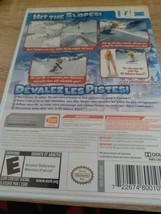 Nintendo Wii We Ski - COMPLETE image 4
