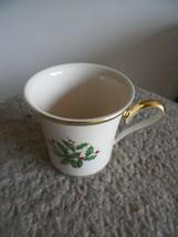 Lenox Holiday 3 1/2 inch mug 2 available - $12.03