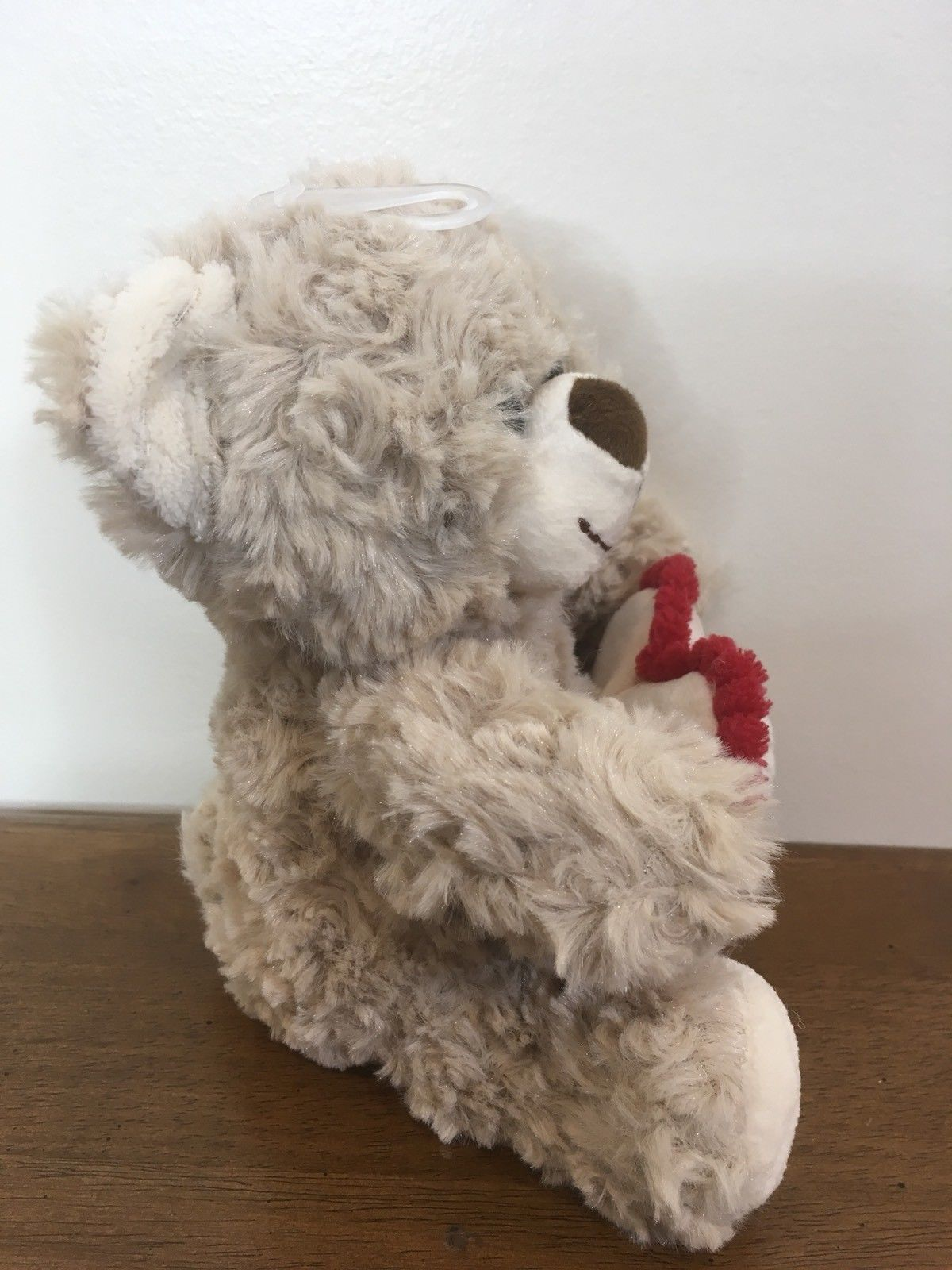 American Greetings Teddy Bear Heart Love Red And Similar Items