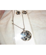 1 Wholesale African style Leopard adjustable Necklace & Earrings by Love... - $21.00