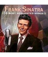 FRANK SINATRA - 16 MOST REQUESTED SONGS - CD - $4.99