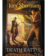 Death Rattle by Jory Sherman English Paperback Book - $1.00