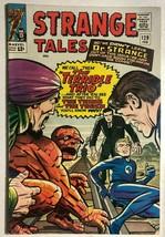 STRANGE TALES #129 (1965) Marvel Comics Ditko Doctor Strange Human Torch FINE- - $49.49