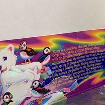 Mint Vintage Lisa Frank Roary Polar Bear Puffin Two Pocket Folder image 7