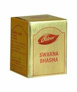 DABUR Swarna Bhasma (500 mg)Helps to improve low appetite, lack of diges... - $67.99