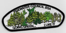 Tidewater Council SA-44 Going Green CSP - $9.90
