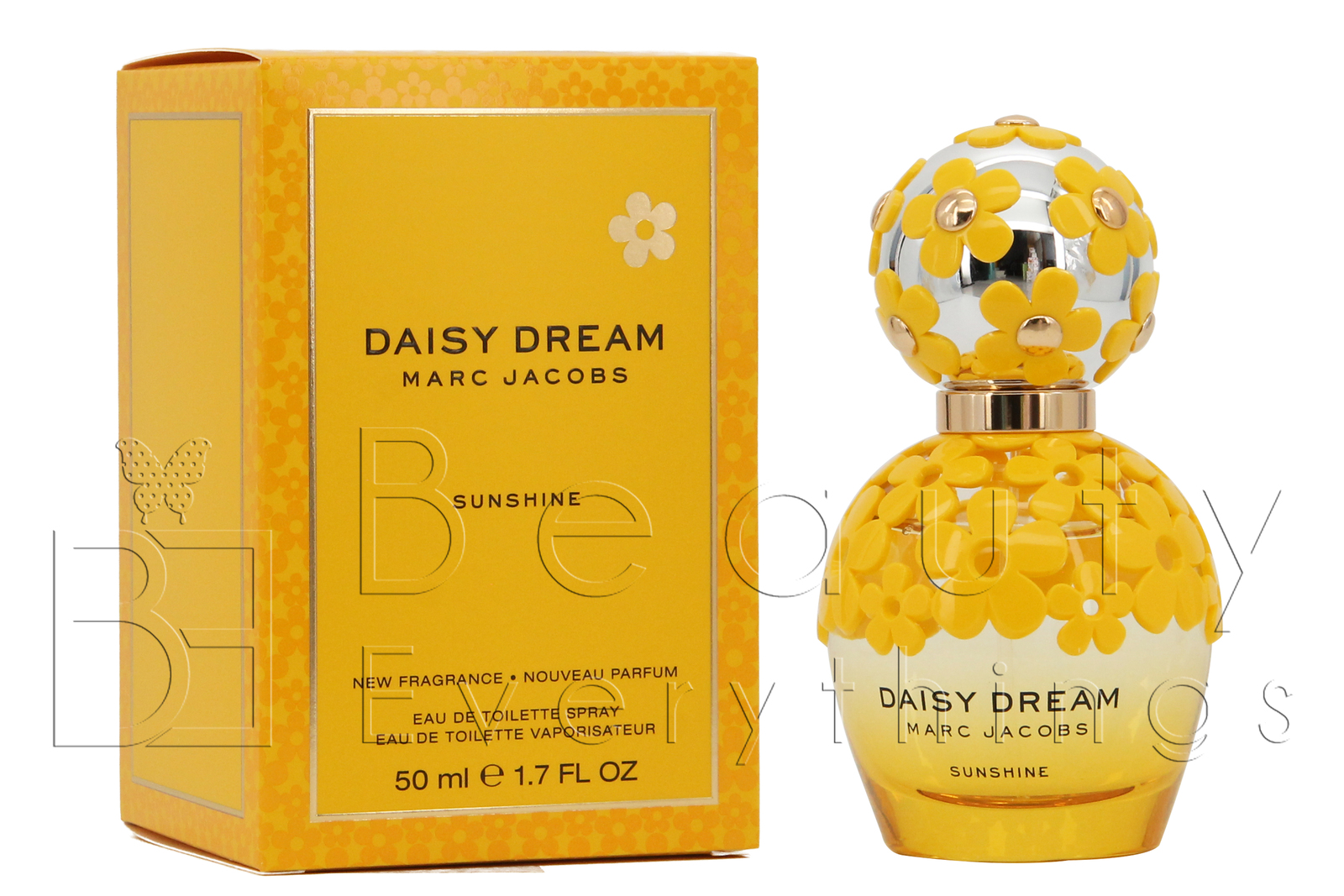 Primary image for Daisy Dream Sunshine by Marc Jacobs 1.7oz / 50ml EDT Spray NIB Sealed For Women