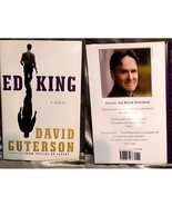 Ed King by David Guterson, 2011 - $9.00