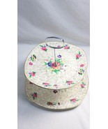 Midwinter Stylecraft Floral Chintz 2 Tier Tray Cake Stand Fashion Shape ... - $14.84