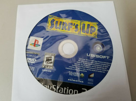 Surf's Up (Sony PlayStation 2, 2007) disc only - $4.46