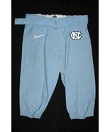 UNC TARHEEL GAME USED FOOTBALL PANTS BLUE Size 32 - $29.00