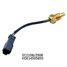 Water Temperature Sensor VOE14505855 14505855 For Volvo EC210B EC240B Ex... - $37.31