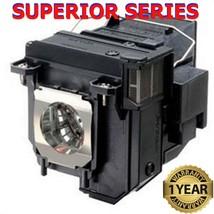 ELPLP79 V13H010L79 SUPERIOR SERIES NEW & IMPROVED FOR EPSON Powerlite 570 - $89.95