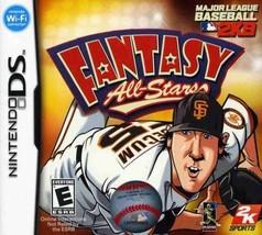 MLB 2K9 Fantasy All Stars - Nintendo DS [video game] - $4.74