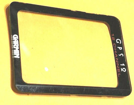 ORIGINAL OEM SCREEN LENS FOR GARMIN GPS 12 PERSONAL NAVIGATOR  - $24.74