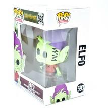 Funko Pop! Animation Disenchantment Elfo #593 Vinyl Action Figure image 2